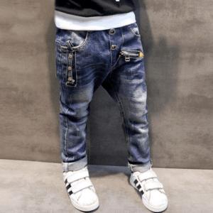 מכנס ג'ינס סקיני