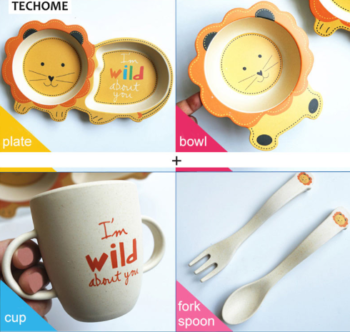 Children's crockery set