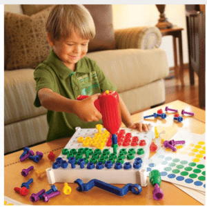 Construction game for kids