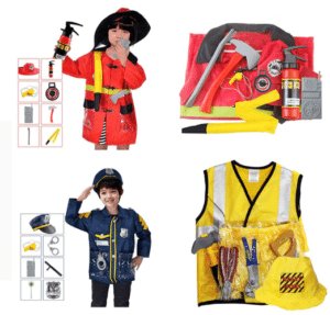 Sami Firefighter Costume