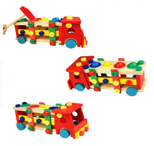 מכונית הרכבה