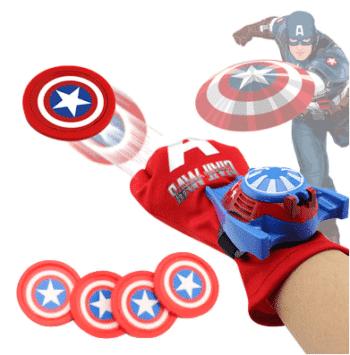 Superhero launcher