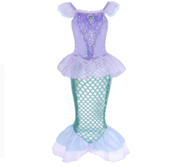 Little Mermaid costumes