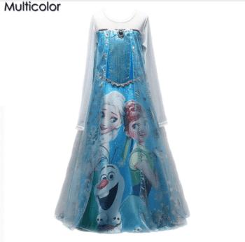 Anna / Elsa costumes