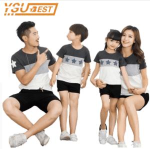 סט בגדים למשפחה