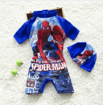 Superhero swimsuit