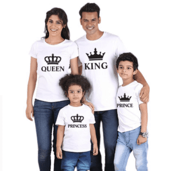 Family clothing set