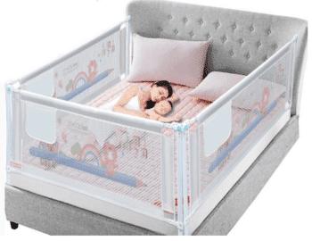 מגן בטיחות למיטה
