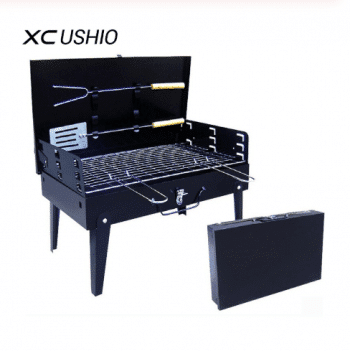 Bbq charcoal grill portable