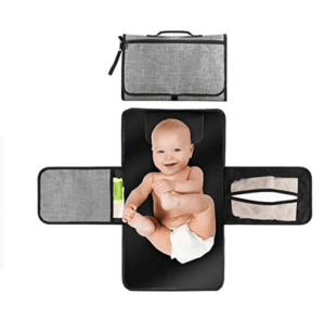 Portable swaddle pad