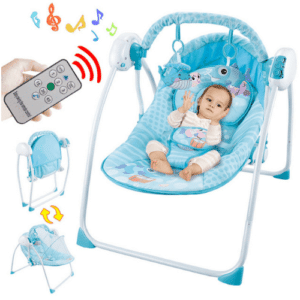 Electric swing for baby