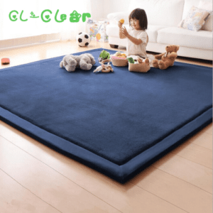 Carpet designed for the nursery