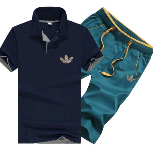 סט חולצה ומכנס adidas