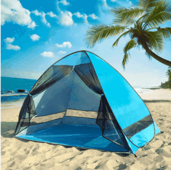 Tent for the beach