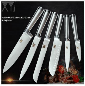 סט סכיני מטבח
