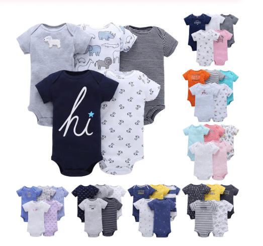 אופנה ובגדים לתינוקות