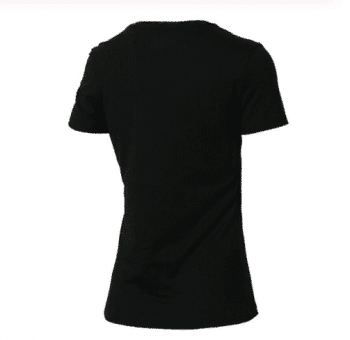Adidas black shirt for women