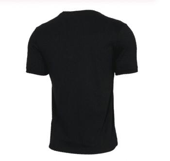 قميص أسود نايك الجوية للرجال