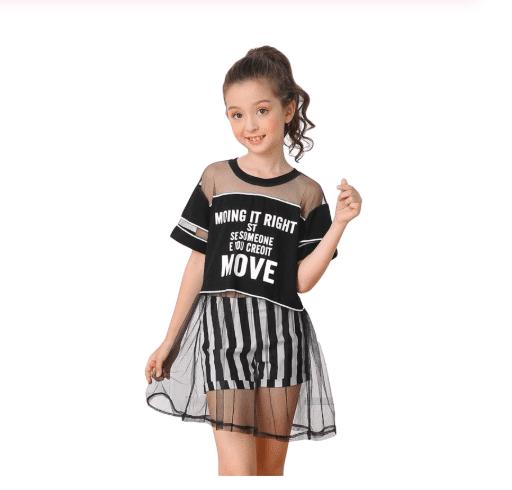 חנות בגדי ילדות באינטרנט