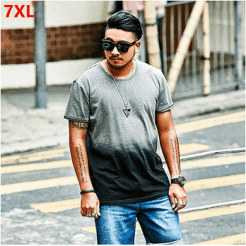 Short-sleeved shirt for men
