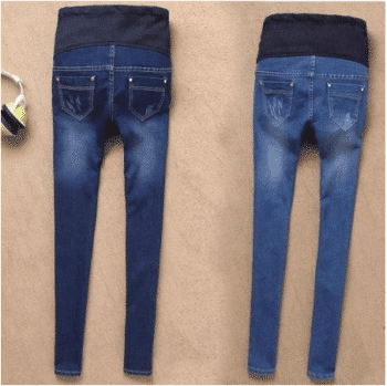 מכנס ג'ינס לנשים בהריון