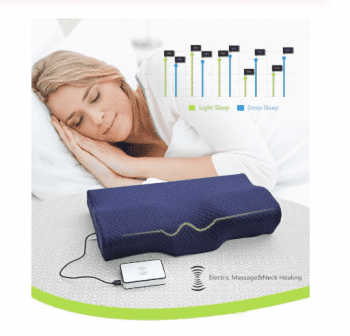 Electric massage pillow