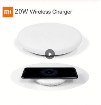 Xiami Wireless Charger