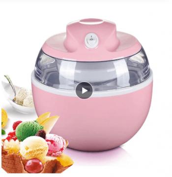 מכונת גלידה ביתית חשמלית