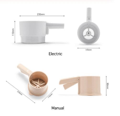נפת קמח חשמלית