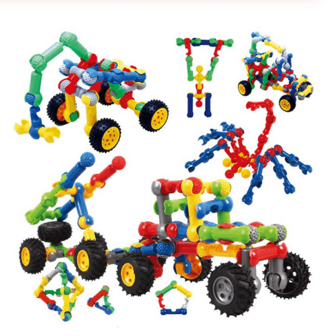 Lego puzzle for assembly for kids