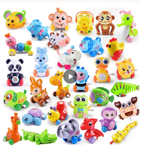 Baby toys and games