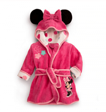 Disney Minnie Mouse Bathrobe