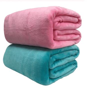 Winter brass blankets