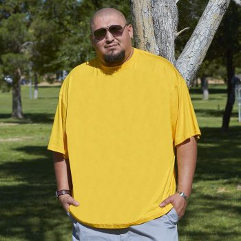 Large size men's T-shirts