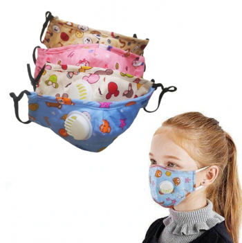 Children's face masks
